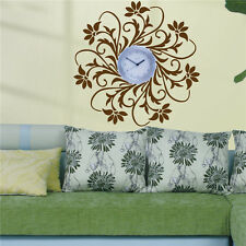 New Vinyl Art Wall Stickers Home Decor Removable DIY Circle Mural Decals