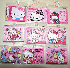 Hello Kitty Coins Money Pouch Bag Purse Wallet Girl Kids Gift Christmas