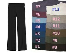 *NWT PATAGONIA WOMEN SERENITY TIGHTS PANTS Slim Fit Bootcut Yoga Cotton XS S M L