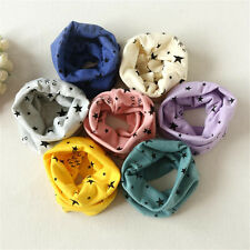 Free shipping New Autumn Winter Chirldren Collar Baby Scarf Cotton Neck Scarves