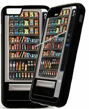 Fits IPhone 4s 5 5s 6 Machine Vending Snack Candy Case Cover Phone Vintage D2