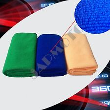 Microfiber Absorbent Cleaning towel Car Wash Clean Cloth 30x70cm Washcloth