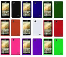 Hard Snap on Protector Case Phone Cover Accessory for ZTE Warp Elite N9518