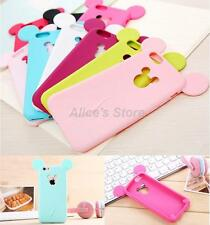 Cute Cartoon Mikey Mouse Silicone Case Cover for Apple iPhone 6 4.7