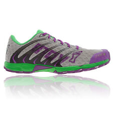 Inov-8 Womens F-Lite 239 Grey Green Purple Sneakers Running Trainers Pump Shoes