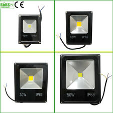 10W 20W 30W 50W Cool White Lamp Led Flood Spot Light Outdoor Garden Landscape