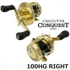 SHIMANO 15 CALCUTTA CONQUEST HG Bait Casting Reel from Japan (1000)
