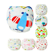 Baby Boy Girl Infant Kid Training Pee Potty Diaper Pants Cloth Diaper Nappy