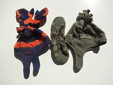 OLD NAVY BOYS  WINTER HAT AND MITTEN SET SIZES 6-12M 12-24M 2T-3T  NWT