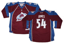 NWT Reebok David Jones Colorado Avalanche NHL Youth Replica Home Jersey