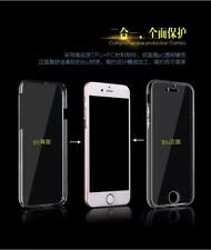 Transparent Clear Full Body PC  TPU  Thin back Case  Cover For iPhone 6 6S PLUS