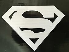 SUPERMAN LOGO JUSTICE LEAGUE DECAL STICKER VINYL WALL LAPTOP CAR 5""