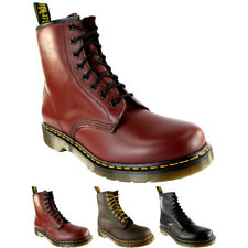 Mens Dr Martens 1460 Classic Retro Vintage Leather Lace Up Ankle Boots All Sizes