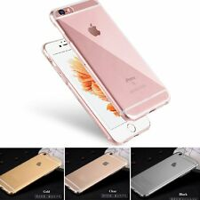 Ultra Slim Crystal Transparent Soft Silicone TPU Case Cover For iPhone 6 6s Plus