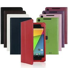 For 2013 ASUS Google Nexus 7 2nd Tablet PU Leather Protective Stand Cover Case