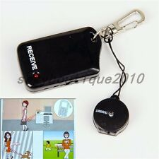 Wireless Alarm Remote Key Chain Finder Seeker Locator Find Lost Reminder Gadget