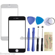 """Replacement Glass for Apple iPhone 5S/6 4.7"""" Front Screen Panel Cover + Tools"""
