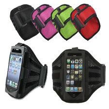 Sports Jogging Running Gym Armband Case Cover Holder for Apple iPhone Models