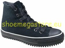 Original Converse Winter Chuck Black HI Chuck Taylor All Star 1T287