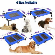 New Heavy Duty Pet Bed Dog Trampoline Hammock Bed Cat Puppy Foldable TRAMPOLINE