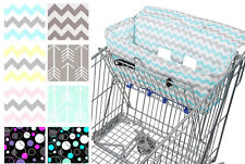 Bambella Designs Shopping Trolley Liner/Cover/Mate Designs