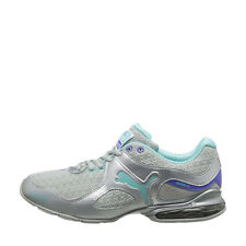 PUMA Cell Riaze Silver Women's Athletic Sneakers 188028-01