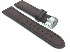 Leather Watch Strap Band 20mm 22 24 26 28mm, Brown Black Red Tan fit Hamilton