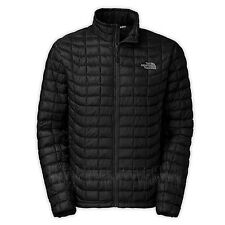 THE NORTH FACE Mens 2016 TNF Black THERMOBALL FULL ZIP JACKET