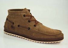 Lacoste SAUVILLE MID Chukka Boots Ankle Boots Lace-up Shoes Men's Shoes NEW