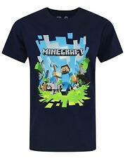 Official Minecraft Adventure Men's T-Shirt