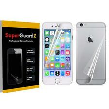 SuperGuardZ Clear FULL BODY Screen Protector for iPhone 6S 6 5S 5 + LED Stylus