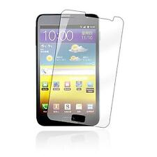 1/5/10pcs LCD Screen Protector Cover Film For Samsung Galaxy Note GT N7000 i9220