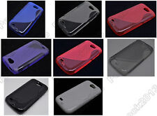 Multi Color S-Types TPU Silicone CASE Cover For Samsung Galaxy W I8150