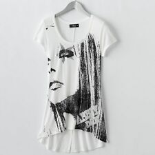 ABBEY DAWN BY AVRIL LAVIGNE T-SHIRT LARGE