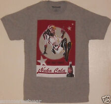FALLOUT 4 NUKA COLA ZAP THAT THIRST PIN-UP UNISEX T-SHIRT FOR ADULTS FREE SHIP