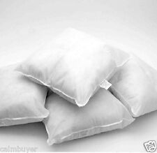 Special Offer Pack of 2 Hollowfibre Cushion Pads Inserts Fillers Inners
