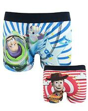 Official Disney Toy Story Woody & Buzz Boy's Boxer Shorts