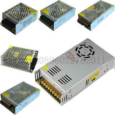 DC12V/24V 5A/10A/15A/20A/30A Regulated Switching Power Supply Driver Transformer