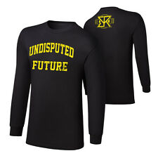 """WWE SETH ROLLINS """"UNDISPUTED FUTURE"""" LONG SLEEVE SHIRT OFFICIAL NEW (ALL SIZES)"""
