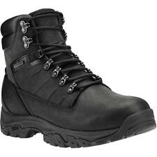 TIMBERLAND JEFFERSON SUMMIT MID GORE-TEX HIKER 9526R BLACK WATERPROOF LEATHER