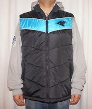 NWT Carolina Panthers NFL G-III Mens 3-in-1 Systems Hoodie and Vest Combo
