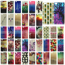 Vogue -YX2 Design Thin Soft TPU Case Cover For Huawei P8 Lite