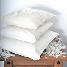 "Luxury Extra Filled Duck Feather Cushion Pads Inners Inserts Fillers 24"" 60cm"