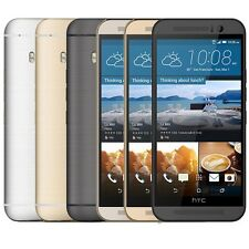 UNLOCKED Original HTC One M9  GSM+4G LTE Android Smartphone AT&T T-Mobile  32GB