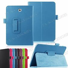 Leather Flip Case Stand Cover Magnetic Skin For Galaxy Tab S2 8.0 T715 / T710