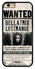 Phone Cover Bellatrix Lestrange Wanted Poster Case for iPhone / Samsung /LG/Sony