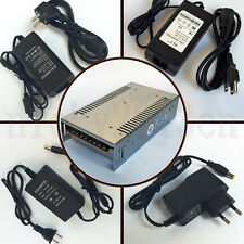Full Power DC 12V Power Transformer Supply Adapter Switching 1A - 35A Universal