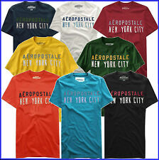 AEROPOSTALE NEW YORK CITY NYC LOGO TSHIRT MENS SIZE XS SMALL MEDIUM LARGE XL