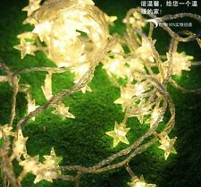 5M LED Star String Fairy Lights Party Wedding Christmas Tree Decoration US435