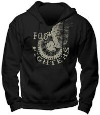 Hoodie: Foo Fighters - Wings Pullover Hoodie Black New Shirts Tee